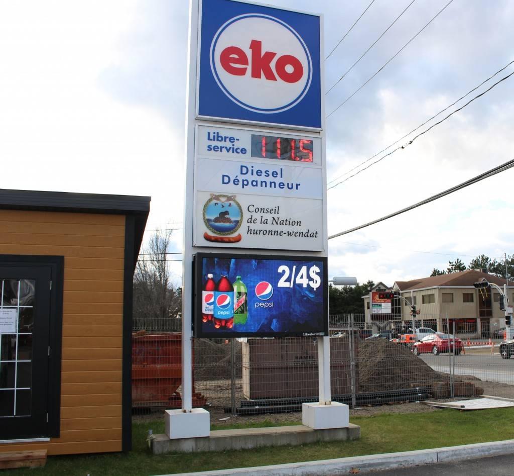 changeurs prix gaz eko