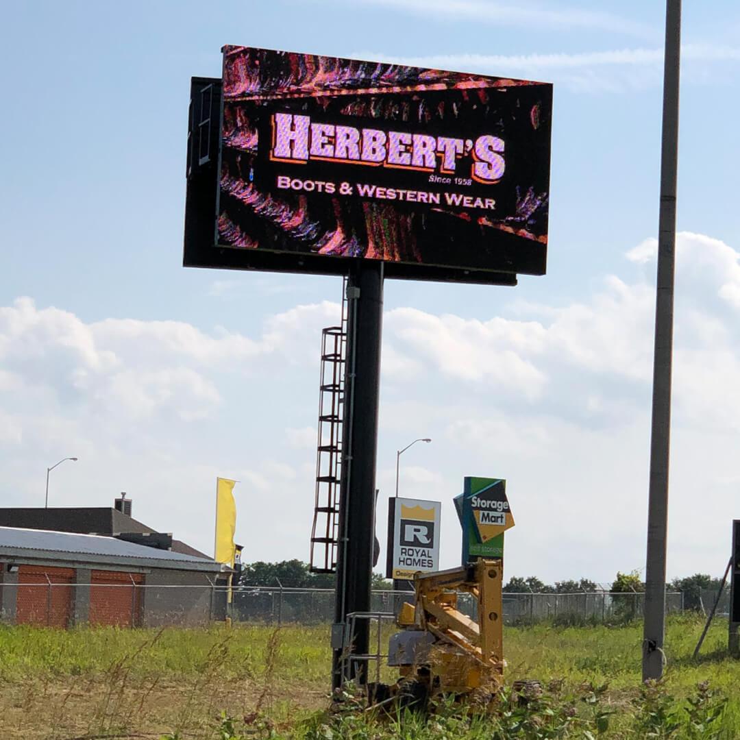 Herbert's Billboard