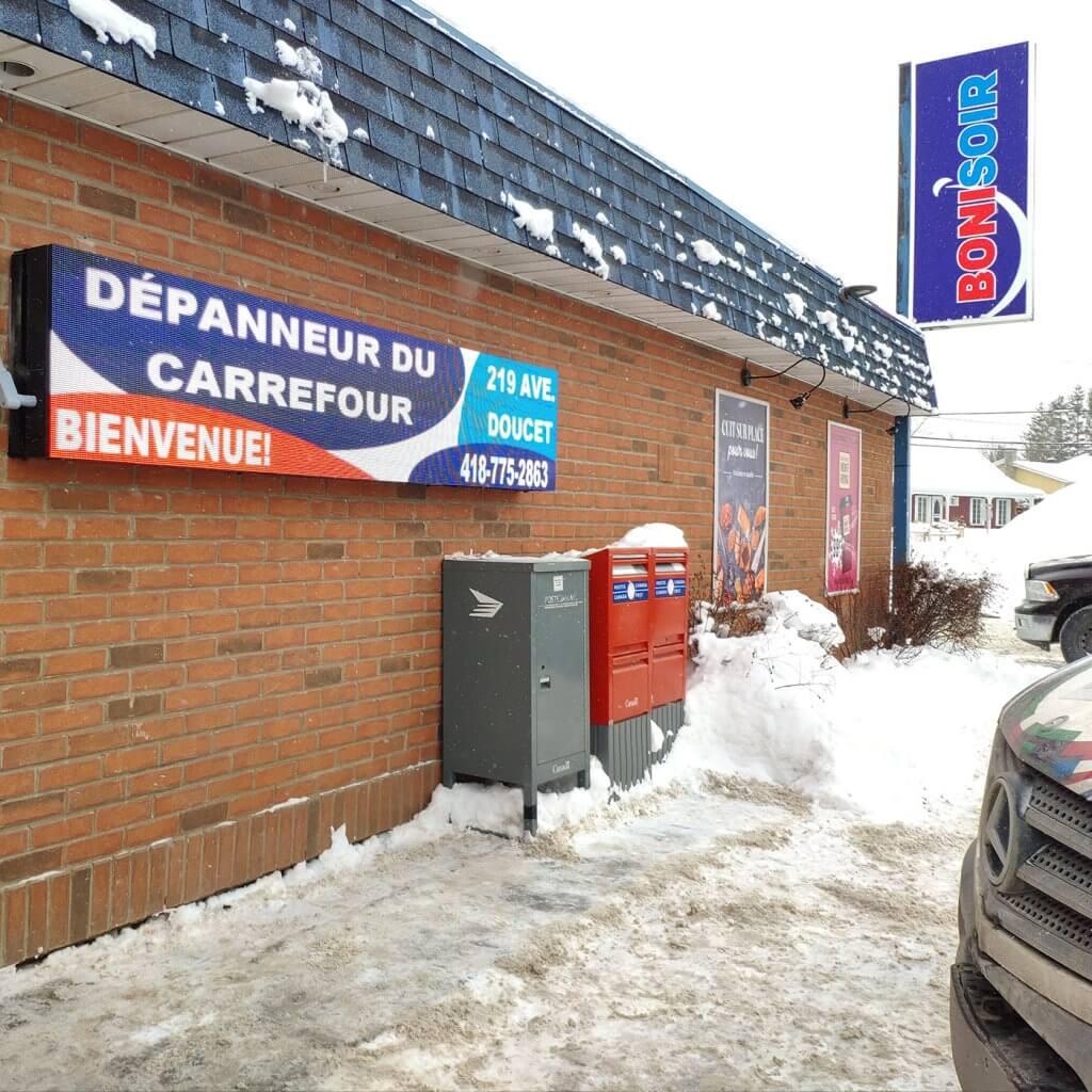 Dépanneur du Carrefour